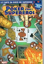 Marvel Heroes: speciale Poker con i Supereroi ed.Panini