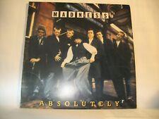 Madness – Absolutely, 12'' vinyl, LP,Seez 29 NP, 1980