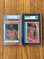 (Basketball Card REPACK) 1987 and 1988 Fleer Michael Jordan's (READ DESCRIPTION)