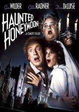 HAUNTED HONEYMOON New Sealed DVD Gene Wilder Gilda Radner Dom DeLuise
