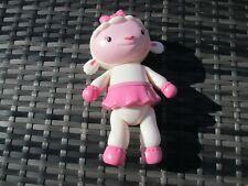 """RARE Disney Doc McStuffins - LAMBIE Lamb - Plastic Posable Action Figure Toy 7"""""""