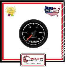 AutoMeter ES Series Analog Gauge Wideband Air Fuel Ratio 8:1-18:1 AFR * 5970 *