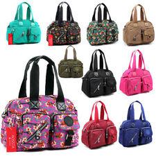 Synthetic Messenger & Cross Body Handbags with Inner Pockets