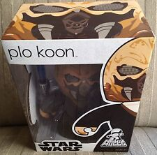 Mighty Muggs Jedi Master Plo Koon Clone Star Wars
