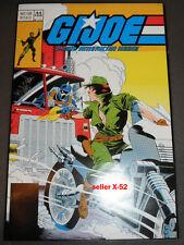 Gijoe gi joe Comic Book Marvel hasbro pack # 44 Lady Jaye Baroness Destro Cobra