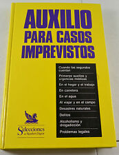 Auxilio Para Casos Imprevistos: Selecciones del Reader's Digest Spanish Book