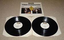 TODD RUNDGREN runt & Ermite de mink hollow Vinyl LP-EX
