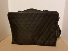 Mary Kay Consultant Makeup Artist Carrying Bag Quilted Purse with Bonus Mirror