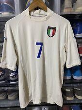 Kappa Italy Del Piero Away Jersey / shirt World Cup 2002 sz XXL BNWT