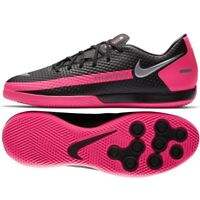 Nike Phantom Gt Academy Ic M CK8467-006 chaussures de football noir multicolore