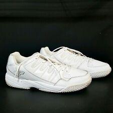 Fila Summerlin Mens 11 White Faux Leather Tennis Sneaker Walking Athletic Shoes
