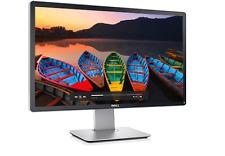 "Dell P2014H 20"" Wide Black LCD Monitor DVI VGA 4-Port USB Hub 1000:1 J6HFT NEW"