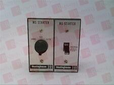 WESTINGHOUSE MSTS1SN (Surplus New In factory packaging)