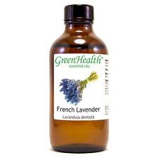 4 fl oz French Lavender Essential Oil (100% Pure & Natural) - GreenHealth