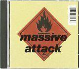 MASSIVE ATTACK - Blue lines - CD Album
