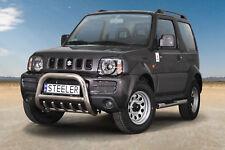 Front Cintres pare-buffles EC avec dispositif de protection arrière pour Suzuki Jimny 2005-2012