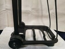 Lightweight foldable compact dolly/handtruck bag cart with telescoping handle