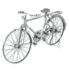 Metal Earth ICONX Classic Bicycle 3D Laser Cut DIY Model Bike Hobby Build Kit