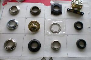 Baldwin dead bolt door lock handle hardware, collars, latches and parts.