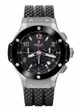 Hublot Big Bang 44mm Black Dial Steel Mens Watch - 301.SB.131.RX