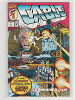 Cable: Blood and Metal #1 limited series John Romita Jr 9.6