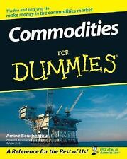 Commodities For Dummies (For Dummies (Business & Personal Finance))
