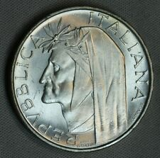 1965 Republic Italy 500 Lire Lira BU UNC MS World SK418