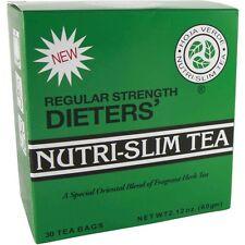 Nutri Slim Tea 30 Bags X 12 Packs