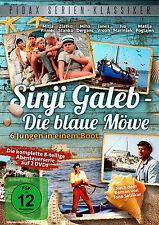 Sinji Galeb - Die blaue Möwe * DVD komplette 8-teilige Abenteuerserie Pidax Neu