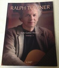 Ralph Towner - Solo Guitar Works Vol. 2 (2006, Paperback)