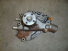 1969-70,71  Ford Mustang Boss 302 V8 Hi-Po rebuilt water pump Cast # D0OE-D