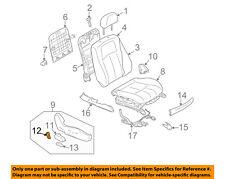 Infiniti NISSAN OEM 11-13 G37 Passenger Seat-Recline Knob 870131NJ0A
