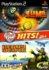 PopCap Greatest Hits Volume 2 PS2 New Playstation 2