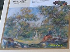 DISCONTINUED WENTWORTH 250 RENOIR 'WOMAN IN A LANDSCAPE'