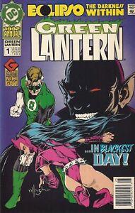 Green Lantern Annual #1   1992   DC