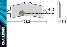 FOR MV AGUSTA F4 RR 1000 2013 13 FRONT SINTERED BRAKE PADS BRAKING METAL