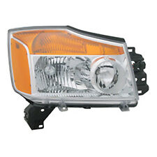 Replacement Headlight Assembly for 08-14 Titan (Passenger Side) NI2503168V