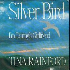 """7"""" Tina Rainford/Silver Bird (D)"""