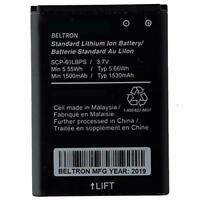 New SCP-69LBPS Battery for Kyocera DuraXE E4710 DuraXTP E4281 E4510 1530 mAh