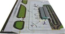 Gemini Jets Complete Airport Set Terminal Mat Contol Tower Vehicles & Aircraft