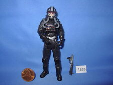 "Star Wars 2005 CLONE PILOT from Firing Cannon Set ROTS 3.75"" figure"