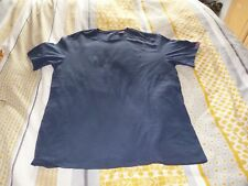 Mens Levi's SS Navy Blue T Shirt Medium Large.40 inch chest..New without tags