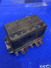OEM Lucas type RB340 12v voltage regulator  37563-A Triumph Spitfire Original