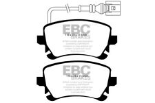 EBC Ultimax Rear Brake Pads for VW Transporter T5 2.0 Turbo  (2011 > 15)