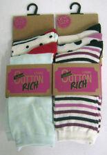 Unisex Rainbow Stripe Ankle Pride Socks with Rainbow Gift Bag Size UK 3-5