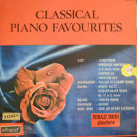 Ronald Smith - Classical Piano Favourites (LP)