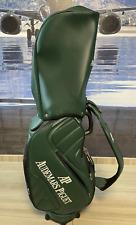 Audemars Piguet Ap Limited Edition Vip Luxury Green Standing Golf Bag New