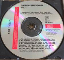 BARBRA STREISAND | YENTL | FILM MUSIC | ℗1983 COLUMBIA / SONY MUSIC ENTERTAINM.