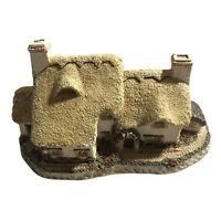 1985 Vintage David Winter Yeoman Figurine Sculpture Farmhouse Cottage England UK