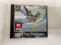 Snowboarding (Sony PlayStation 1 One) MTV Sports